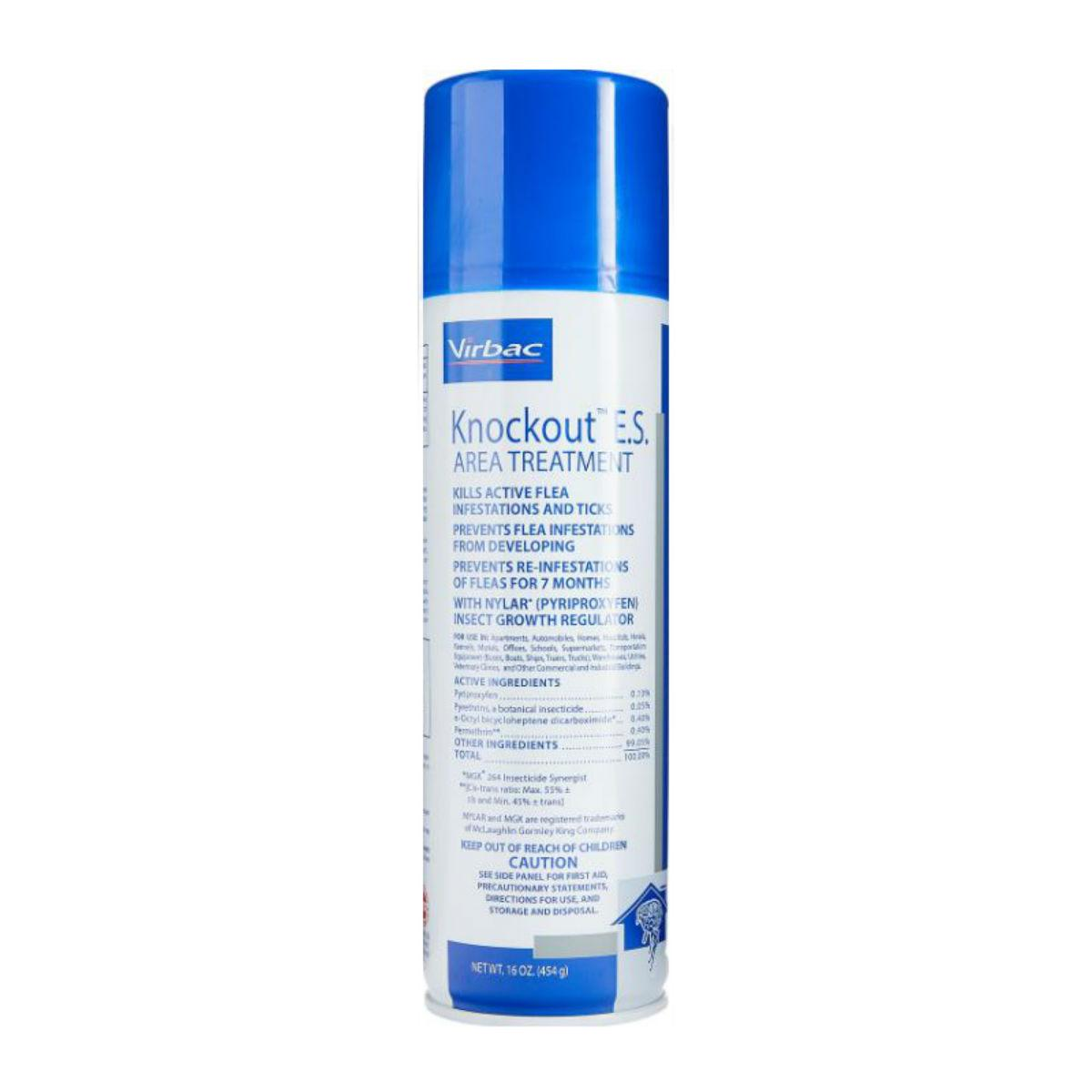 Virbac Knockout E.S. Area Treatment Spray