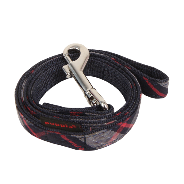 Vogue Dog Leash by Puppia - Navy