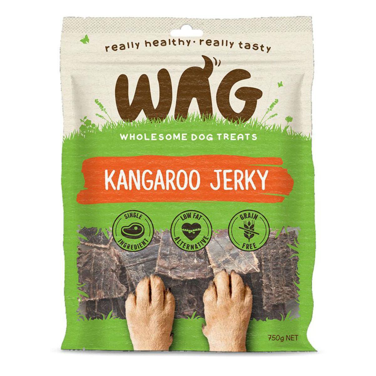WAG Kangaroo Dog Jerky Treats