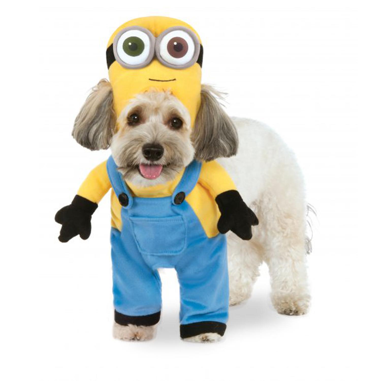 Walking Minion Dog Costume - Bob