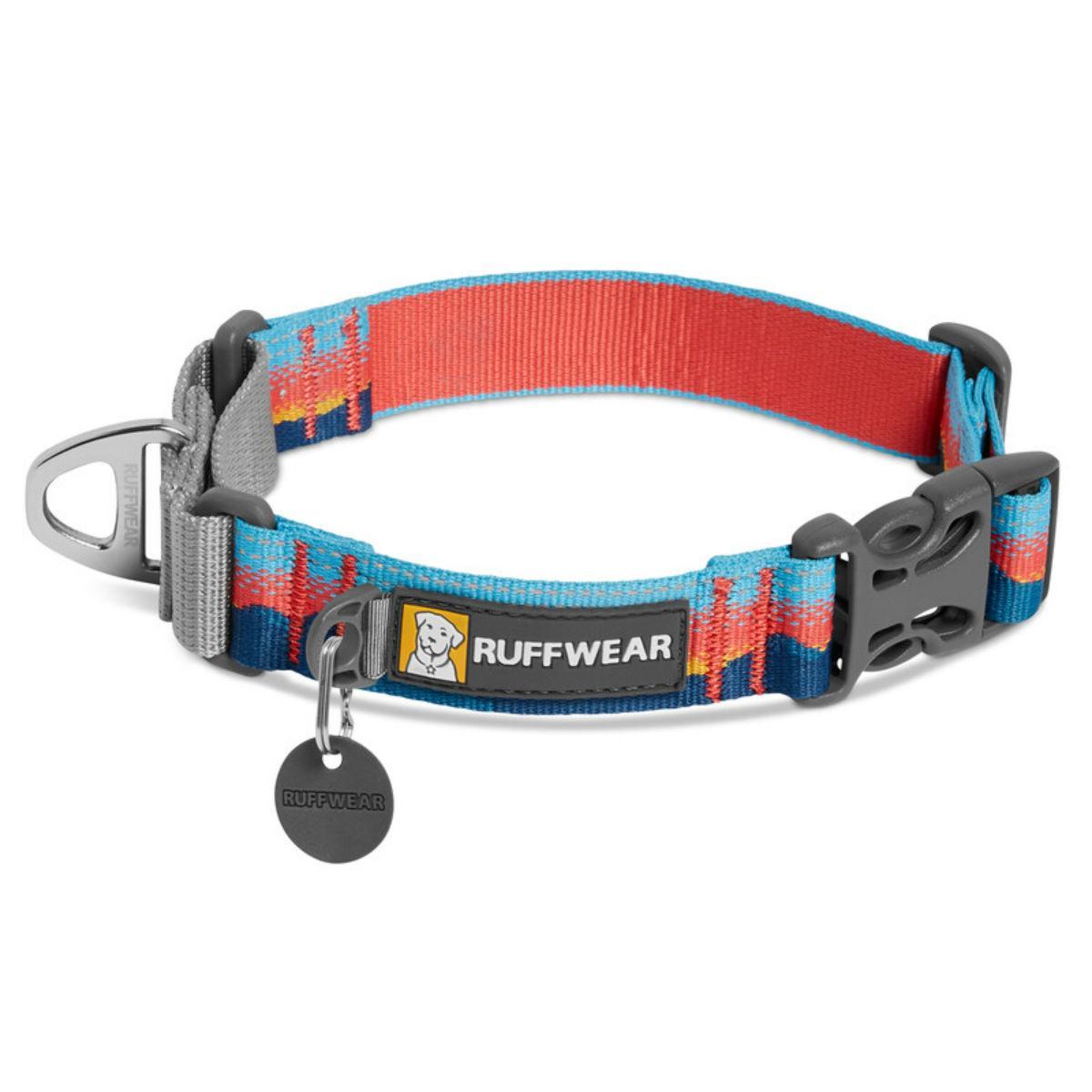 Web Reaction Dog Collar by RuffWear - Sunset