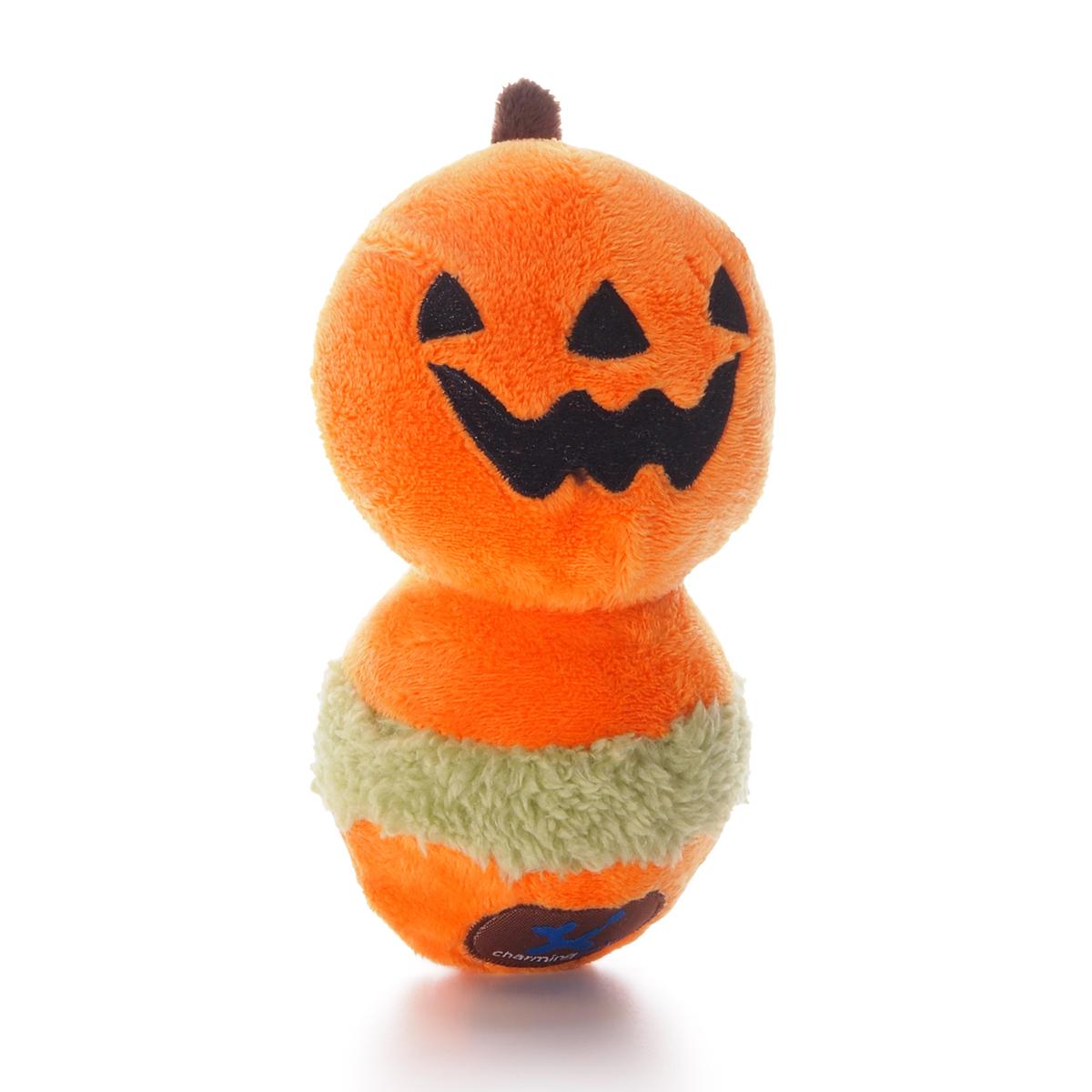 Wicked Wobblers Dog Toy - Pumpkin