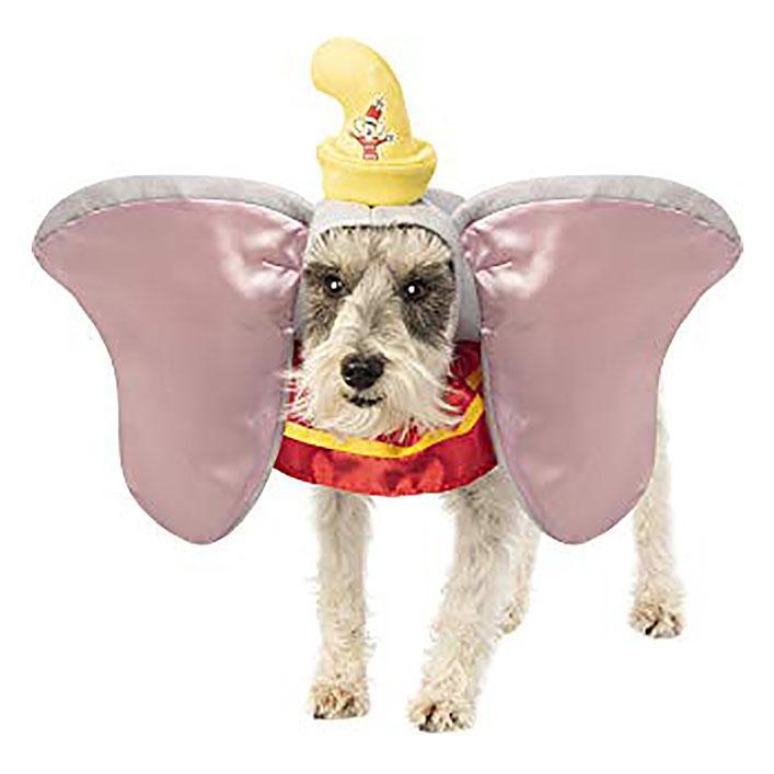 Dumbo Headpiece Dog Costume by Rubies