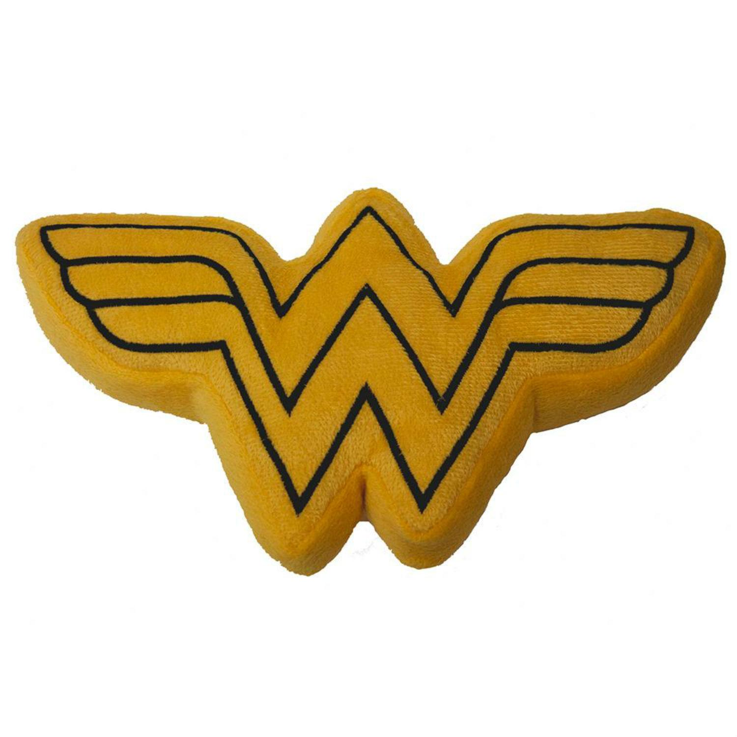 Wonder Woman Squeaky Plush Dog Toy by Buckle-Down
