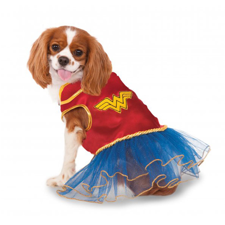 Wonder Woman Tutu Dog Dress