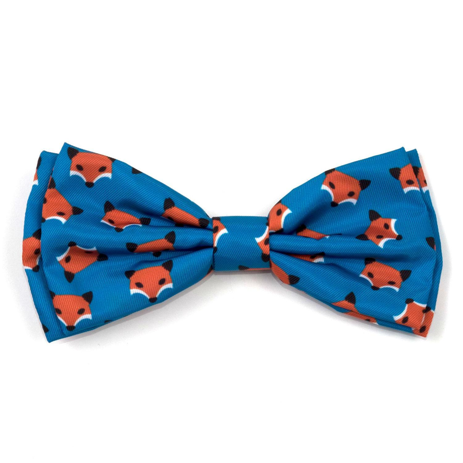 Worthy Dog Foxy Dog and Cat Bow Tie Collar Attachment