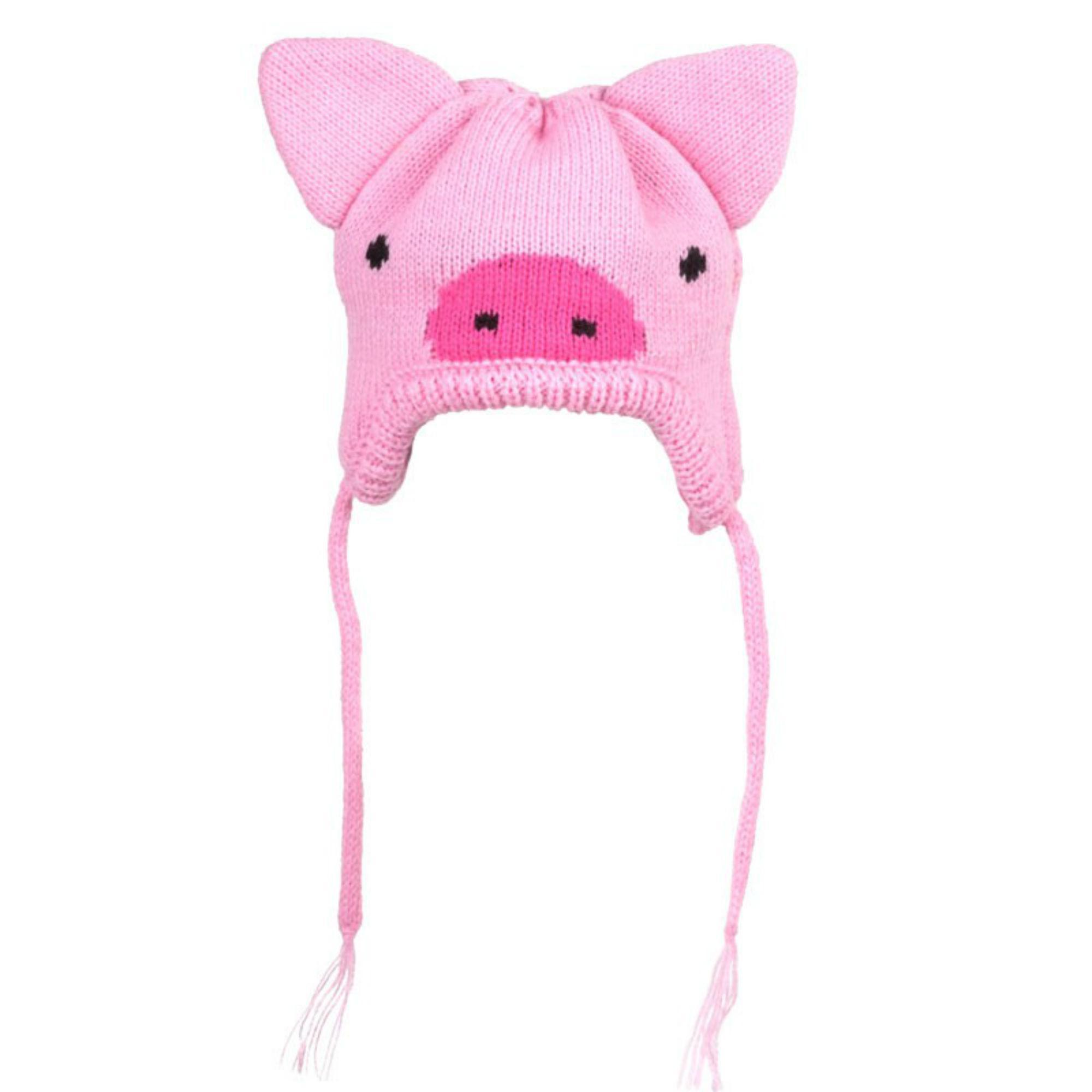 a53824bc65b Worthy Dog Pig Dog Hat - Pink