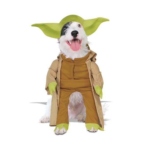 Star Wars Walking Yoda Dog Halloween Costume
