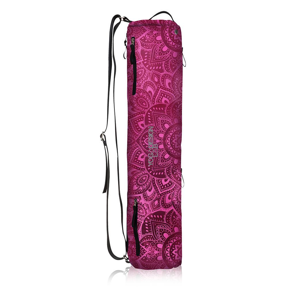 Yoga Mat Bags - Mandala Rose