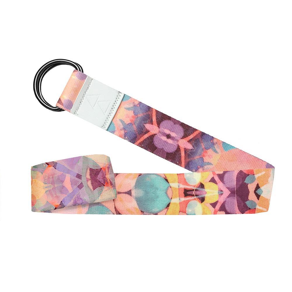 Yoga Strap - Kaleidoscope