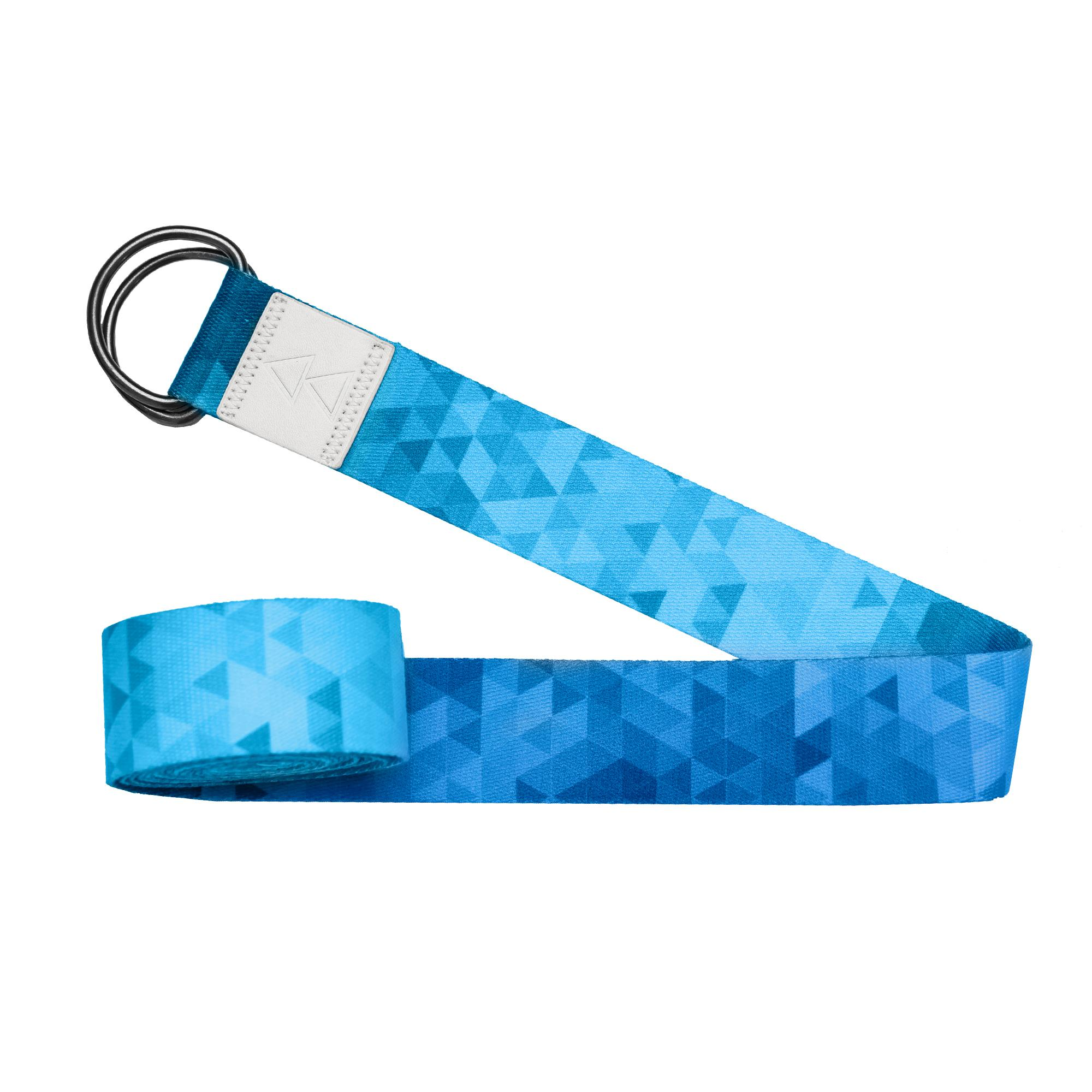 Yoga Strap - Tribeca Blue
