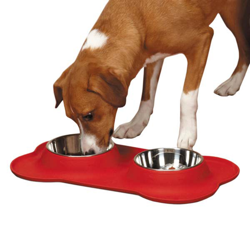 Crave Silicone Dog Diner Tomato With Same Day Shipping