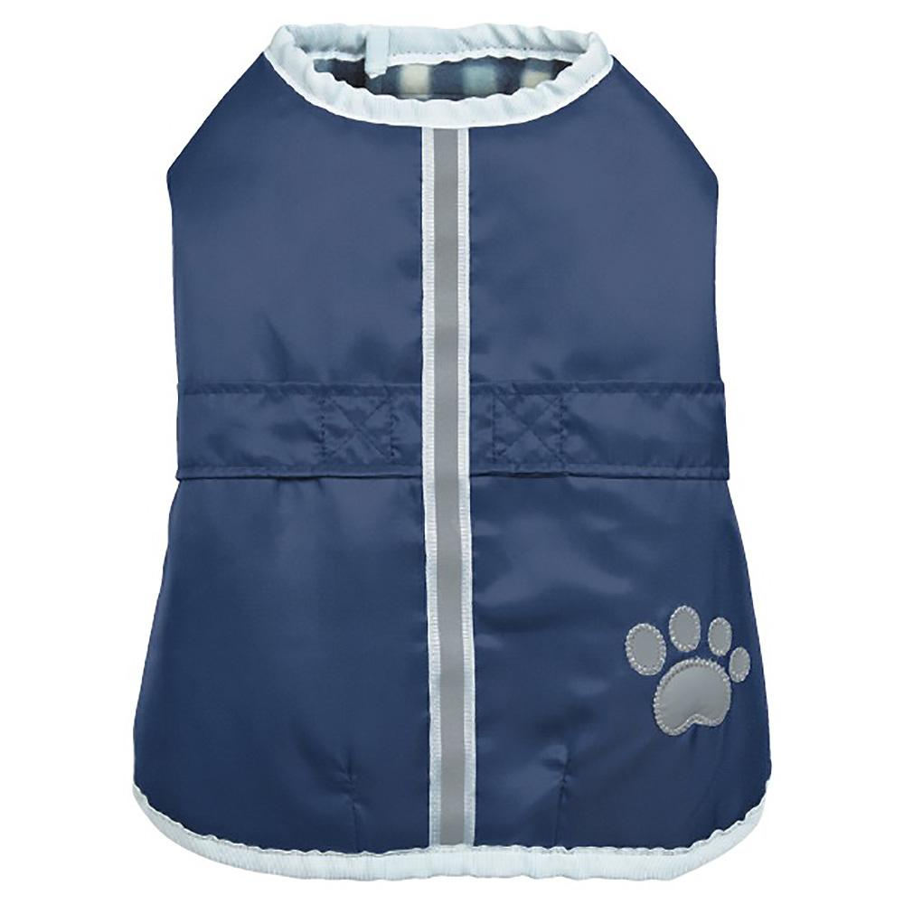 Zack and Zoey ThermaPet Nor'Easter Dog Coat - Navy