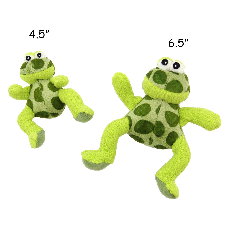 Zanies Croakers - Green Frog