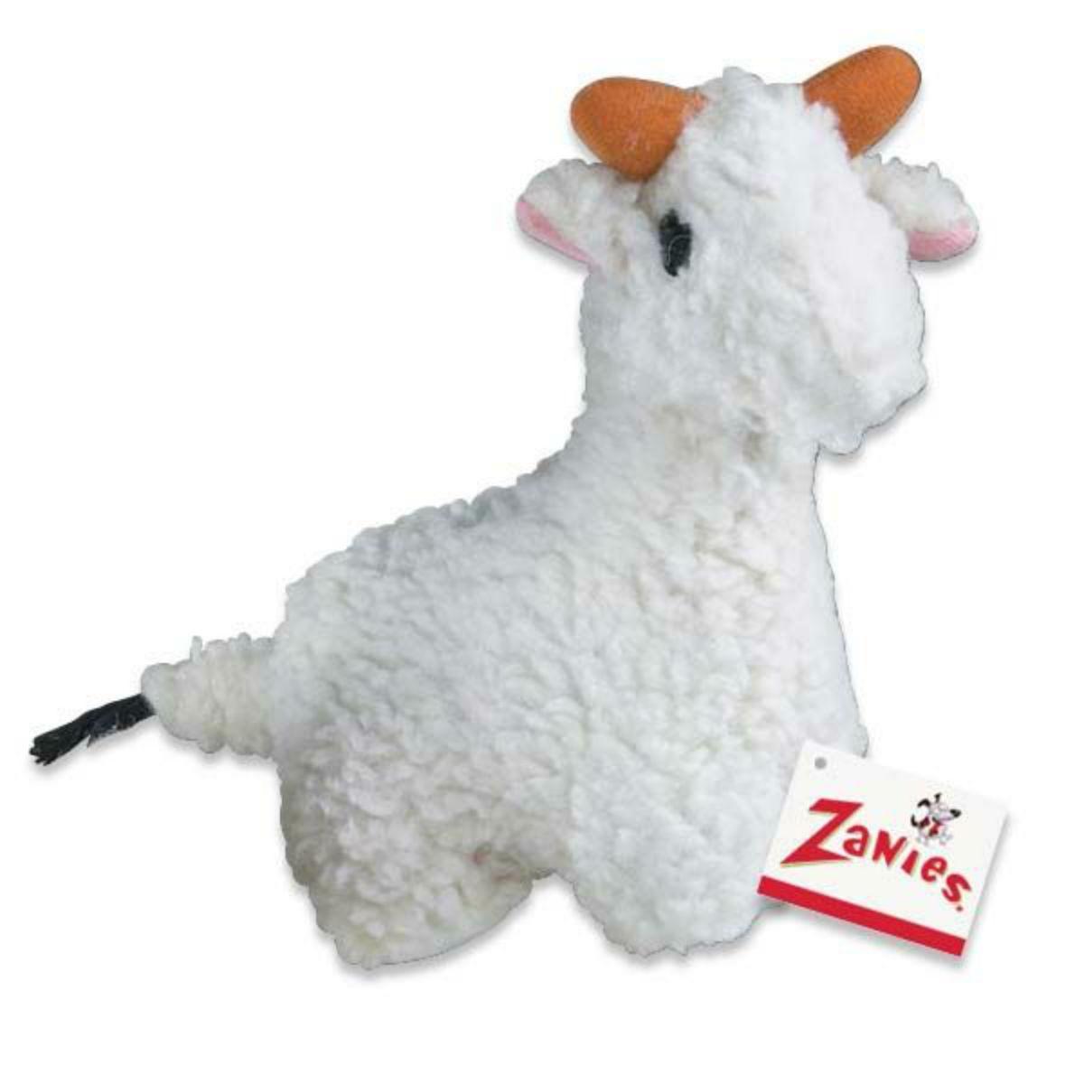 Zanies Fleecy Friends Dog Toy - Llama