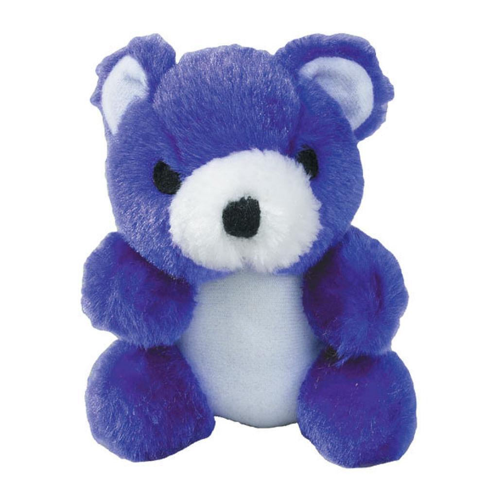 Zanies Kutie Pies Dog Toy - Binky Bear