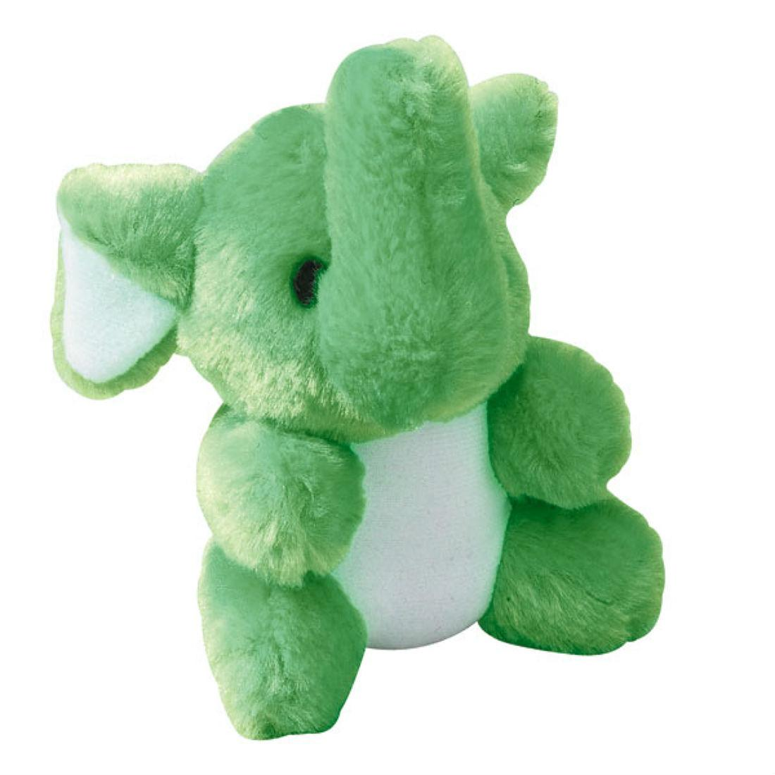 Zanies Kutie Pies Dog Toy - Ellie Elephant