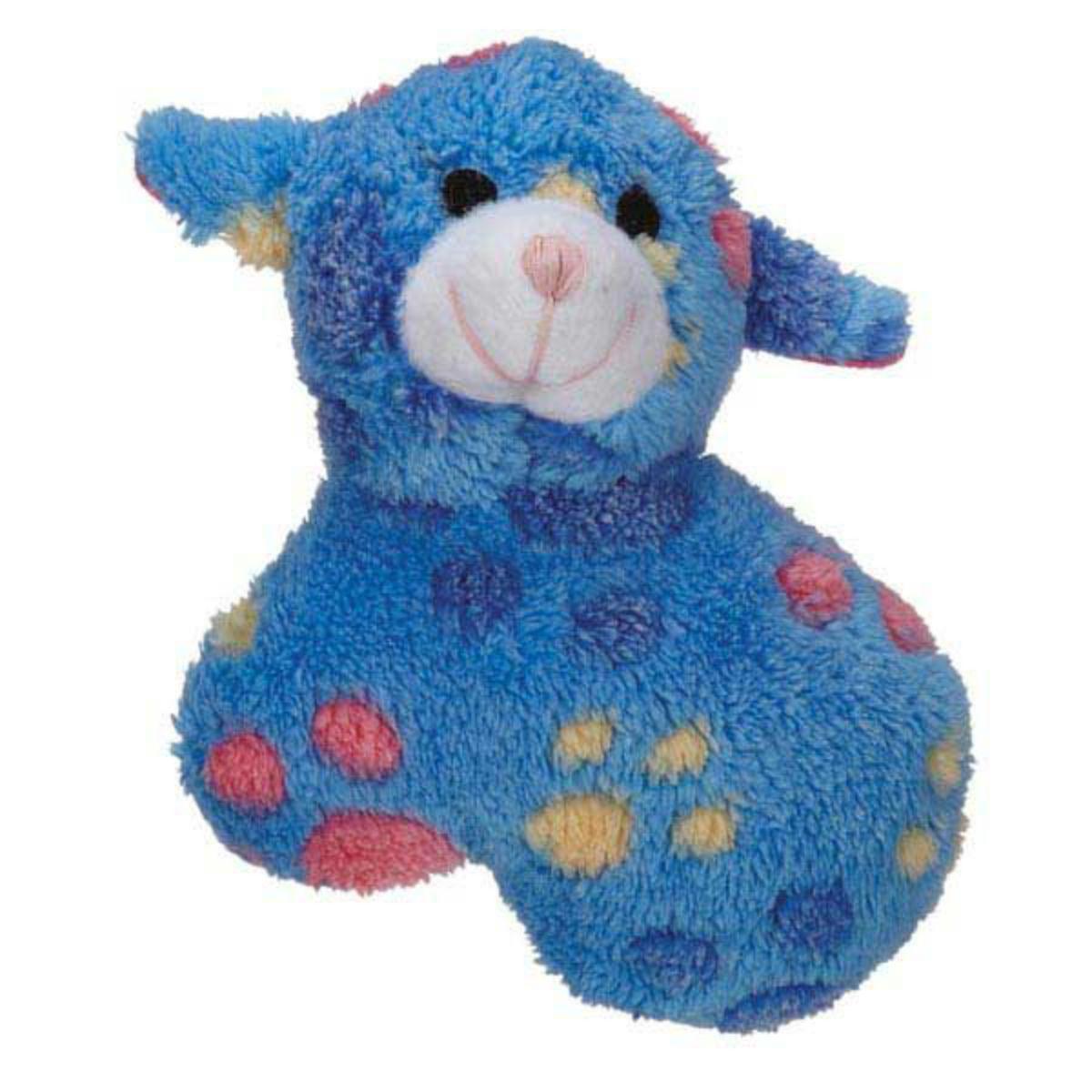 Zanies Silly Squad Dog Toy - Lamb