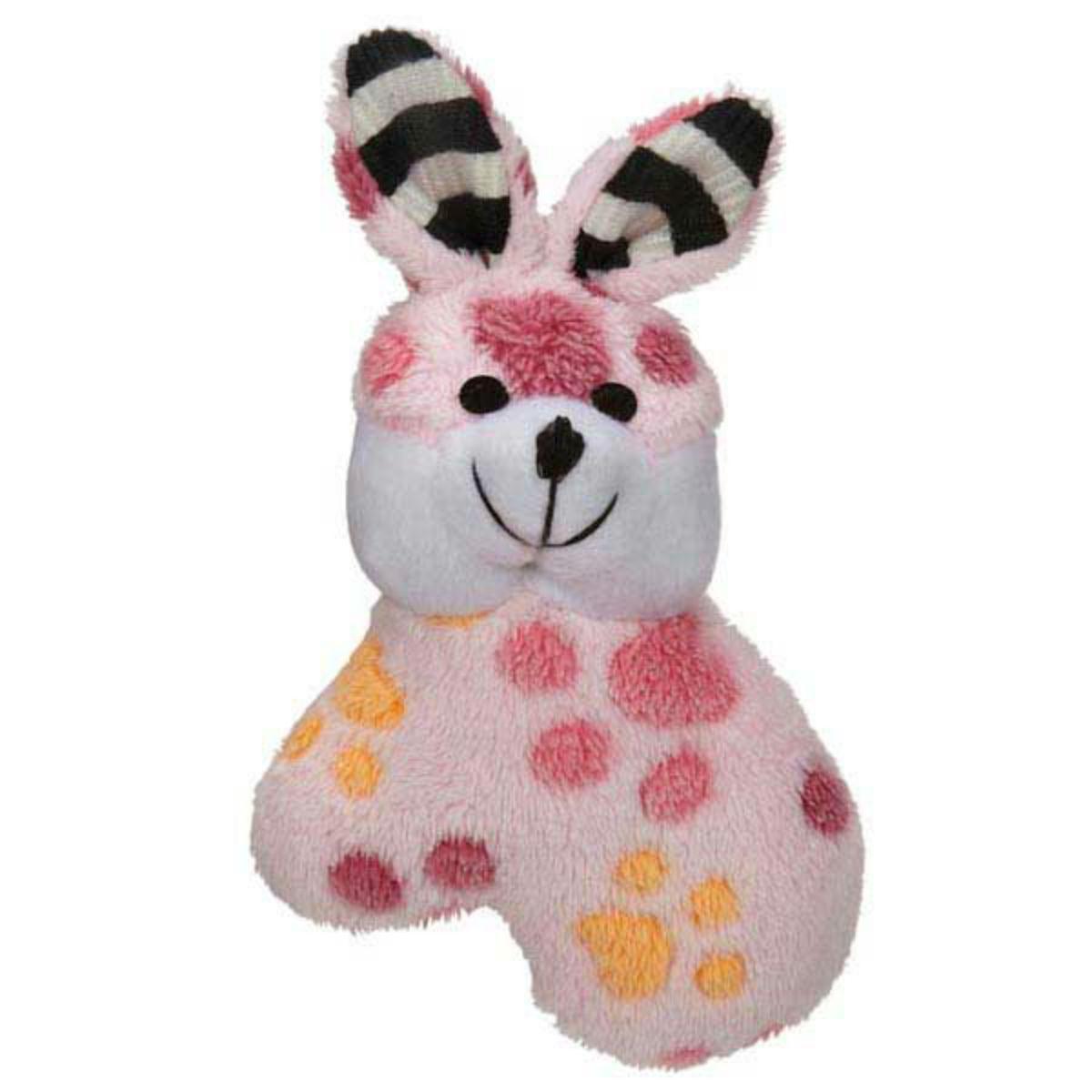 Zanies Silly Squad Dog Toy - Bunny