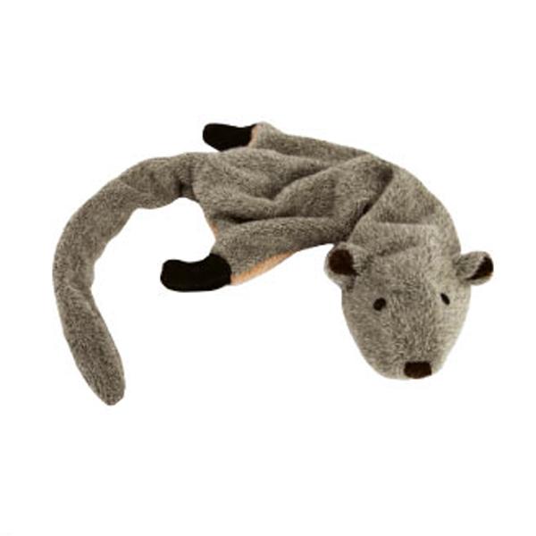 Zanies Unstuffies Critter Dog Toy - Gopher