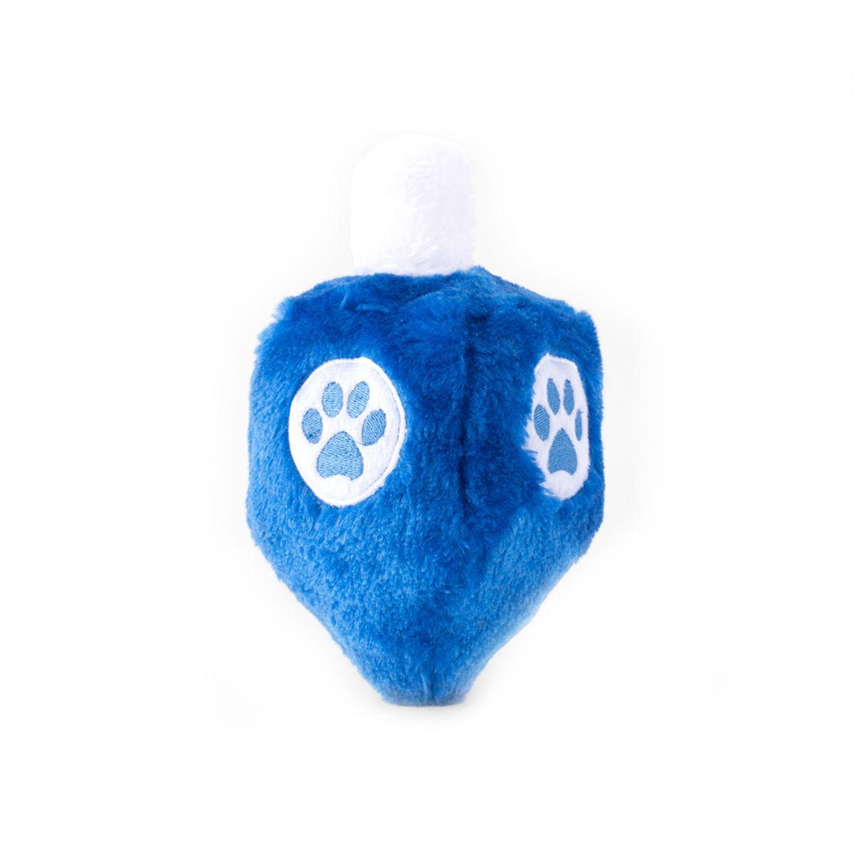 ZippyPaws Hanukkah Dreidel Dog Toy