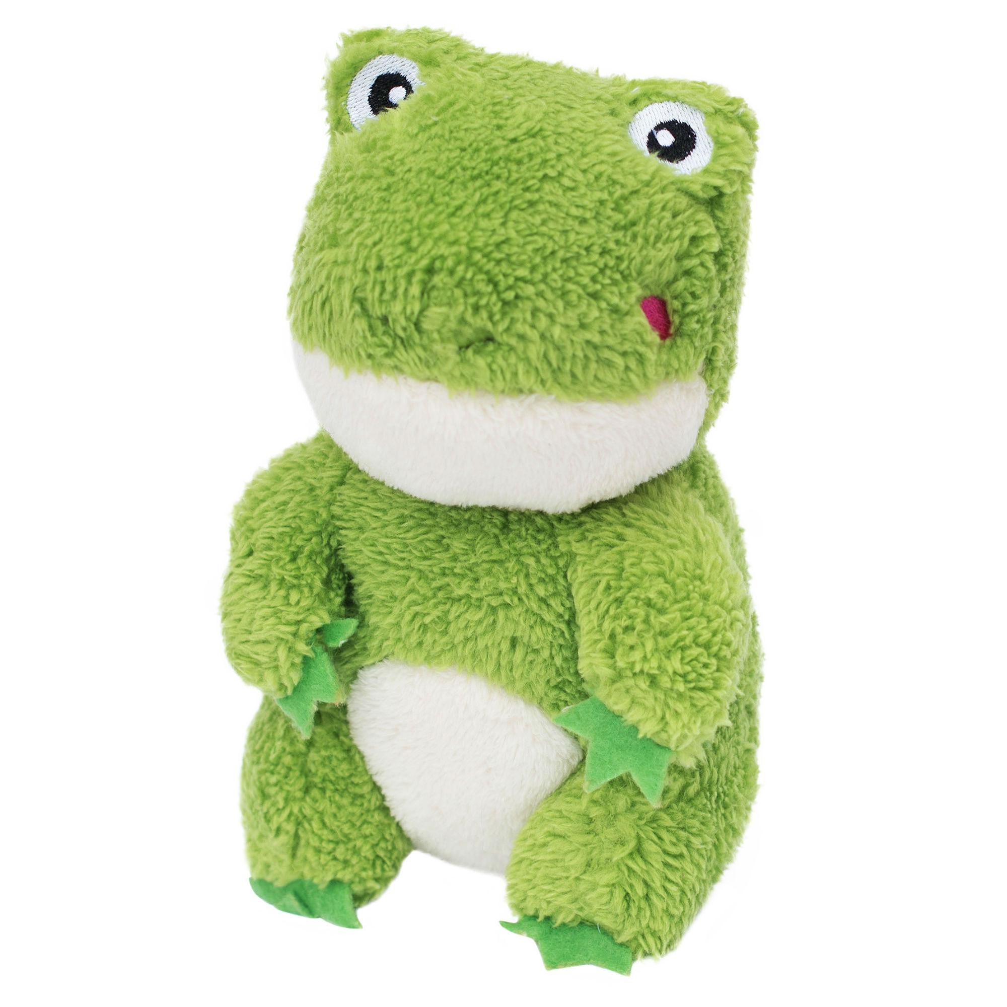 ZippyPaws Cheeky Chumz Dog Toy - Frog