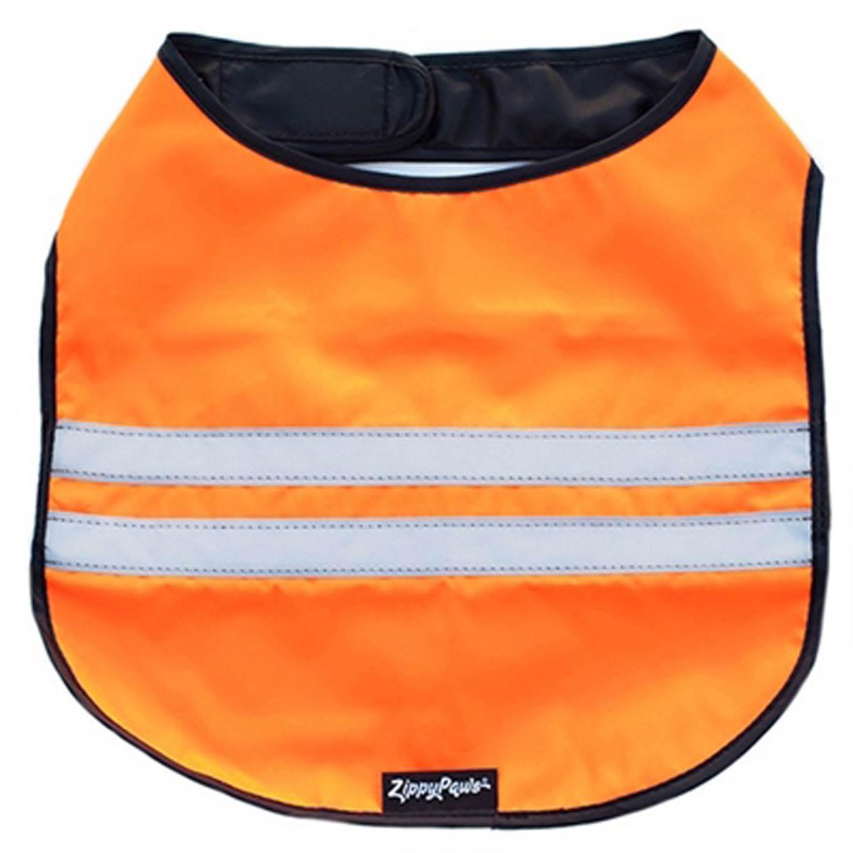 ZippyPaws Cooling Safety Dog Vest - Orange