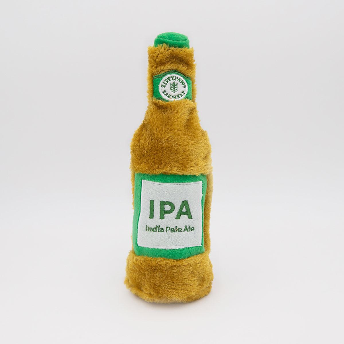 ZippyPaws Happy Hour Crusherz Dog Toy - IPA