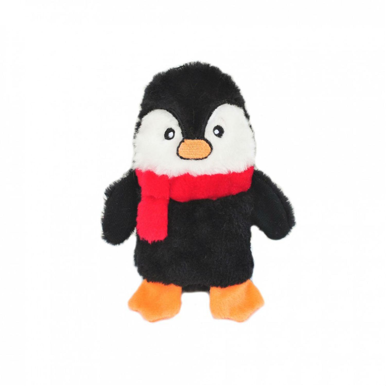 ZippyPaws Holiday Colossal Buddie Dog Toy - Penguin