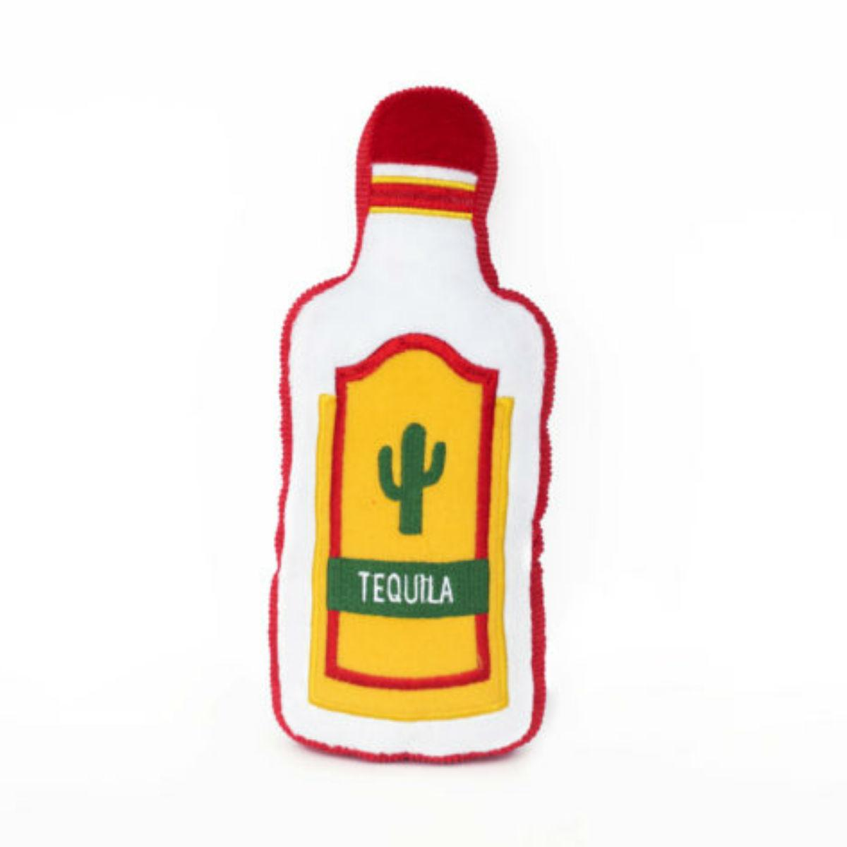 ZippyPaws Squeakie Pattiez Dog Toy - Tequila