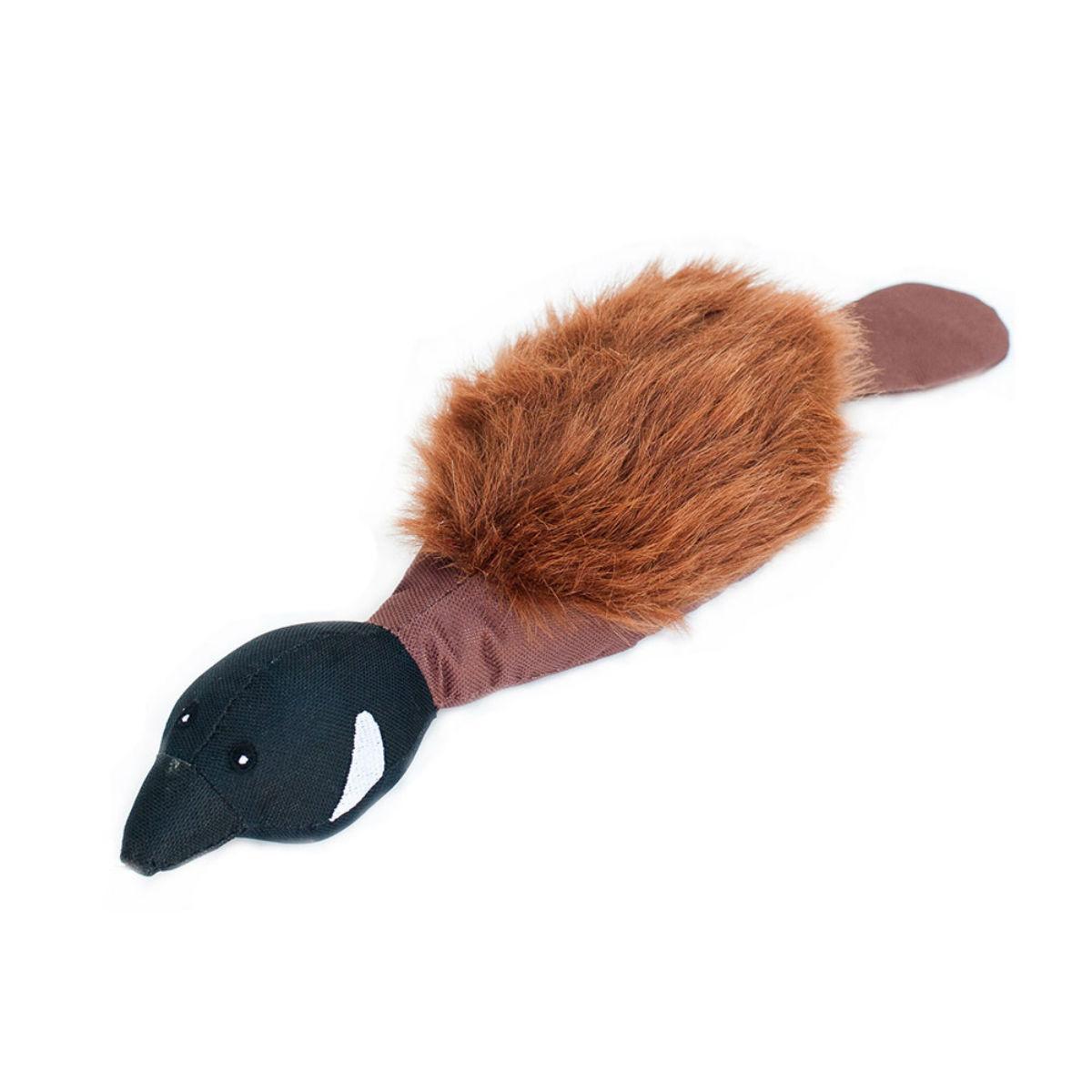 ZippyPaws Throw A Goose Dog Toy