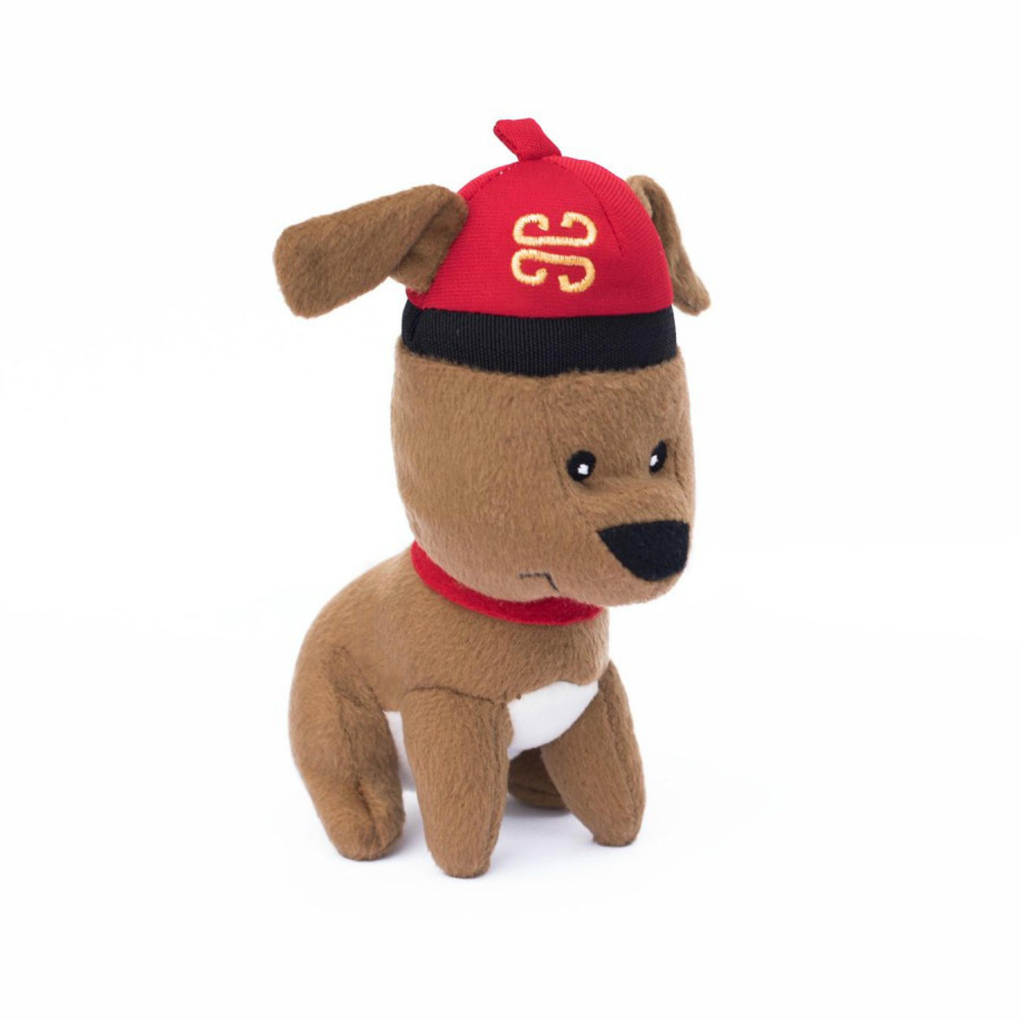 ZippyPaws Year Of The Dog Plush Dog Toy