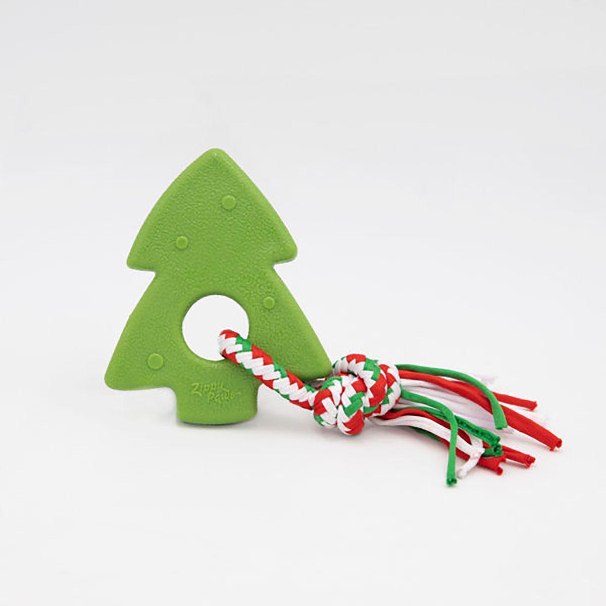 ZippyTuff Holiday Teetherz - Christmas Tree