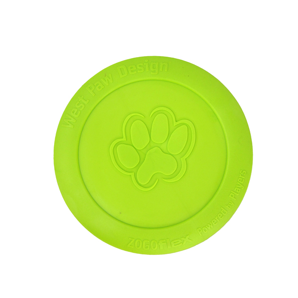 Zisc Flying Dog Toy - Green