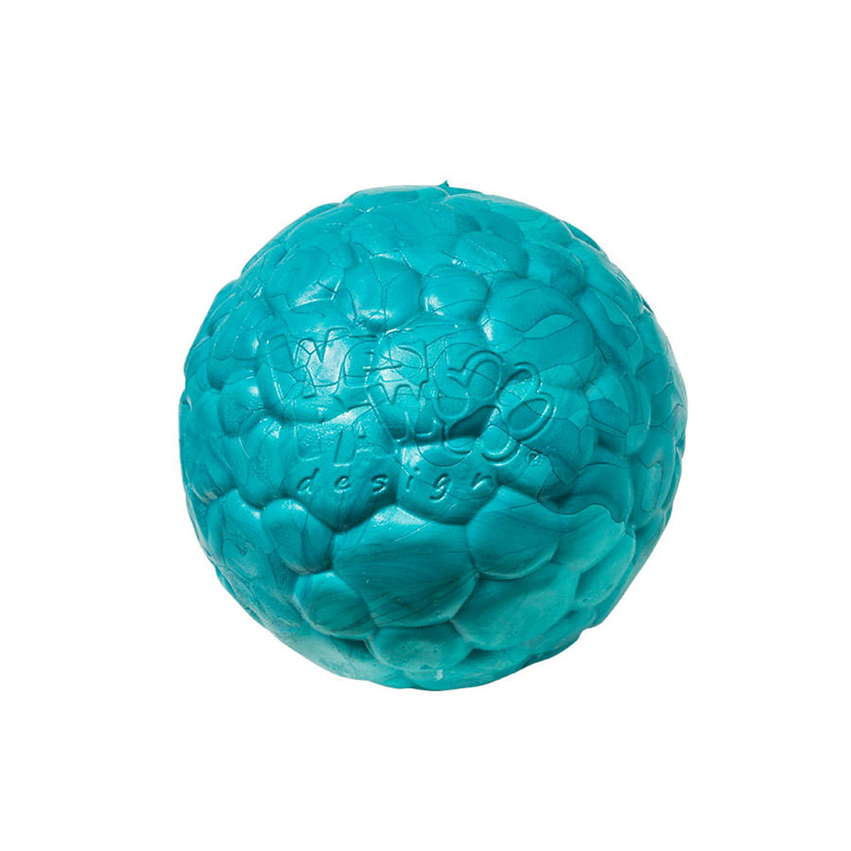 Zogoflex Air Boz Ball Dog Toy - Peacock