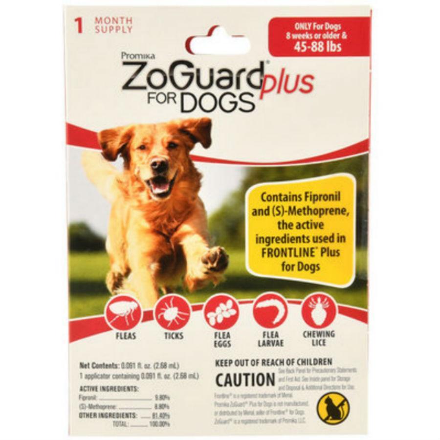 ZoGuard® Plus for Dogs Flea and Tick Control