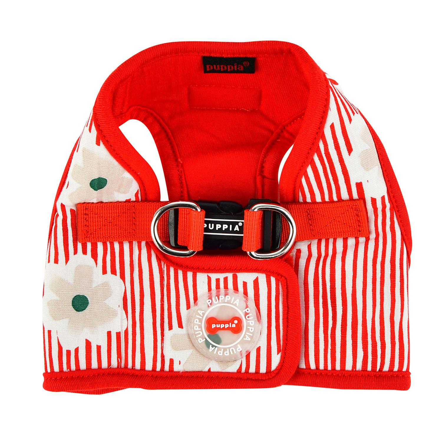 Verna Vest Dog Harness by Puppia - Red