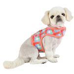 View Image 4 of Vivica Pinka Dog Harness by Pinkaholic - Pink