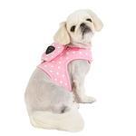 View Image 4 of Lana Pinka Dog Harness by Pinkaholic - Pink