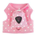 View Image 1 of Lana Pinka Dog Harness by Pinkaholic - Pink
