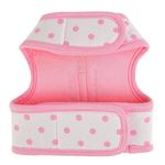 View Image 2 of Lana Pinka Dog Harness by Pinkaholic - Off White