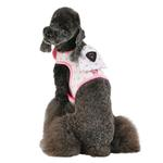 View Image 4 of Lana Pinka Dog Harness by Pinkaholic - Off White