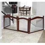 View Image 6 of 2 in 1 Configurable Pet Crate and Gate