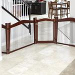 View Image 7 of 2 in 1 Configurable Pet Crate and Gate