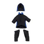 View Image 2 of 2 in 1 Dog Snowsuit - Blue