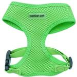 View Image 1 of Parisian Pet Mesh Freedom Dog Harness - Neon Green