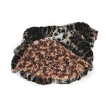 View Image 2 of 3-in-1 Cozy Dog Cuddle Sack - Ocelot