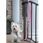 View Image 4 of 6 Way Multi-Function Dog Leash - Candy Pink