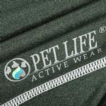 View Image 7 of Pet Life ACTIVE 'Racerbark' Performance Dog Tank - Olive Green