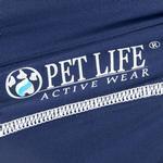 View Image 7 of Pet Life ACTIVE 'Racerbark' Performance Dog Tank - Navy